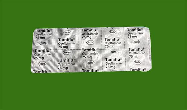 thuốc tamiflu 75 mg của Roche