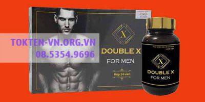 Thuốc Double X For Men