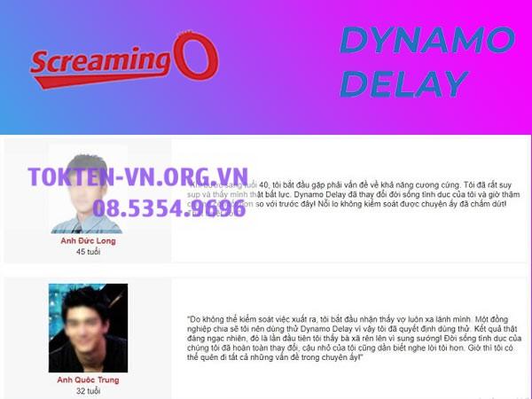 Review Dynamo Delay từ người dùng