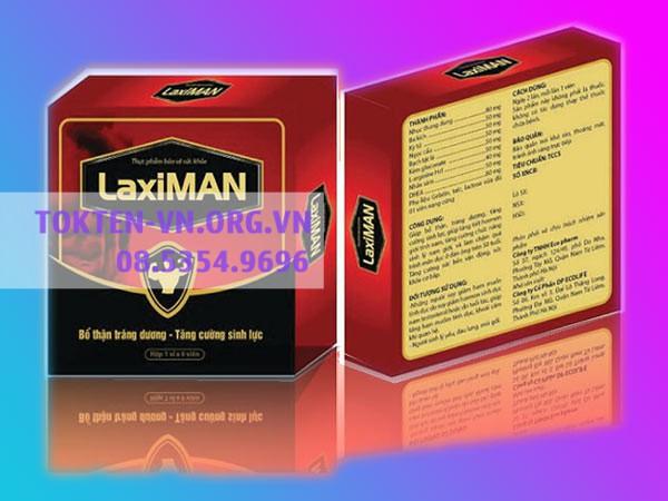 Laximan hiện đang được bán tại các nhà thuốc trên toàn quốc