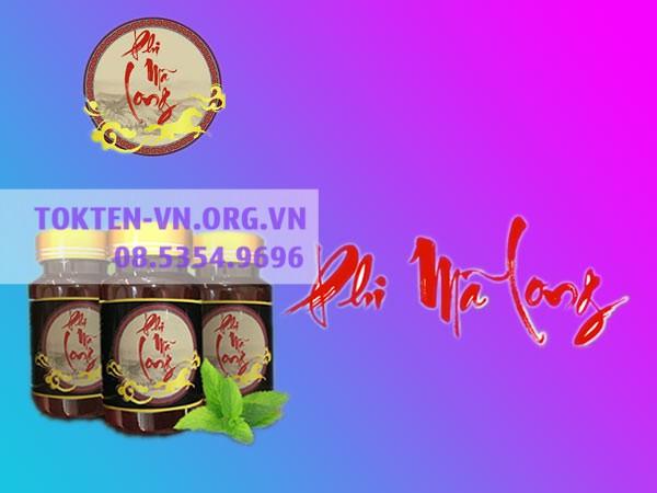 Phi Mã Long hiện đang được bán tại các nhà thuốc trên toàn quốc