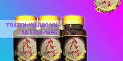 Thuốc đặc trị yếu sinh lý: Phi Mã Long