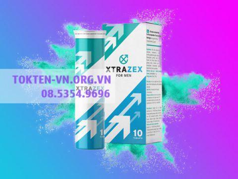 Viên Sủi chống xuất tinh sớm: Xtrazex