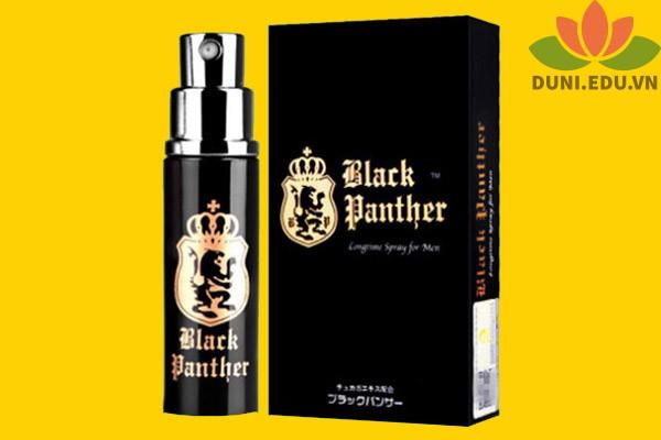 Thuốc xịt Black panther